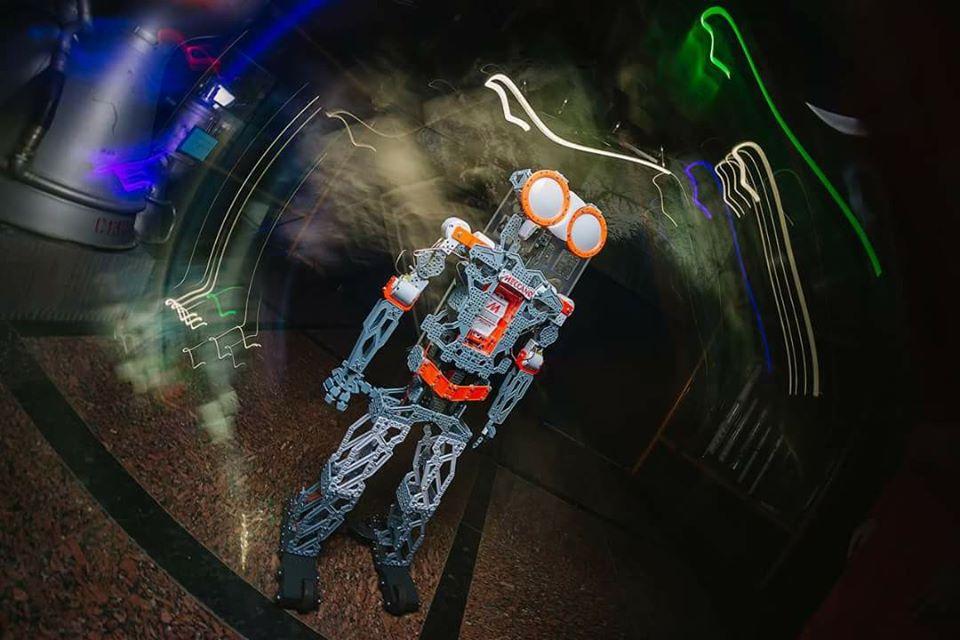 Робот Меканоїд
