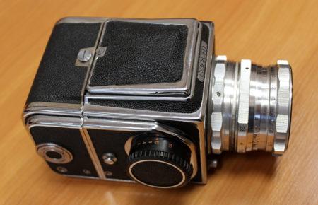 Фотоапарат «Салют»