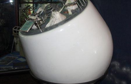 Спускний апарат АМС «Венера-7» (масштаб 1:1)