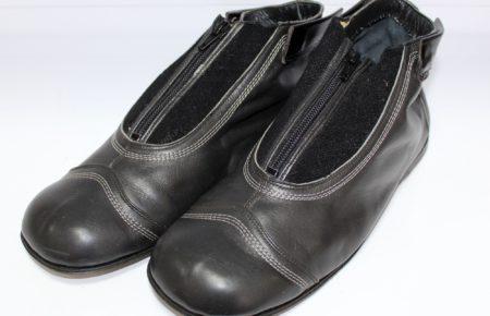 Польотні черевики Віталія Михайловича Жолобова