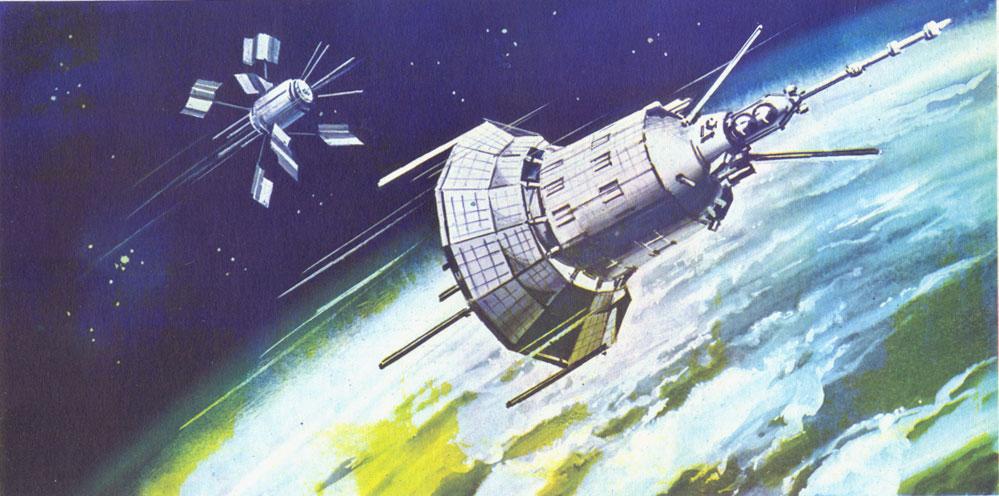 Штучні супутники Землі серії «Електрон»