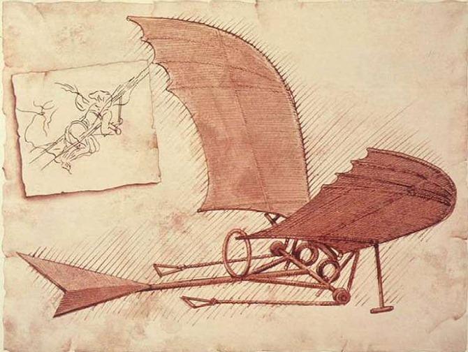 """""""Людина-крила"""" або як люди навчились літати!"""
