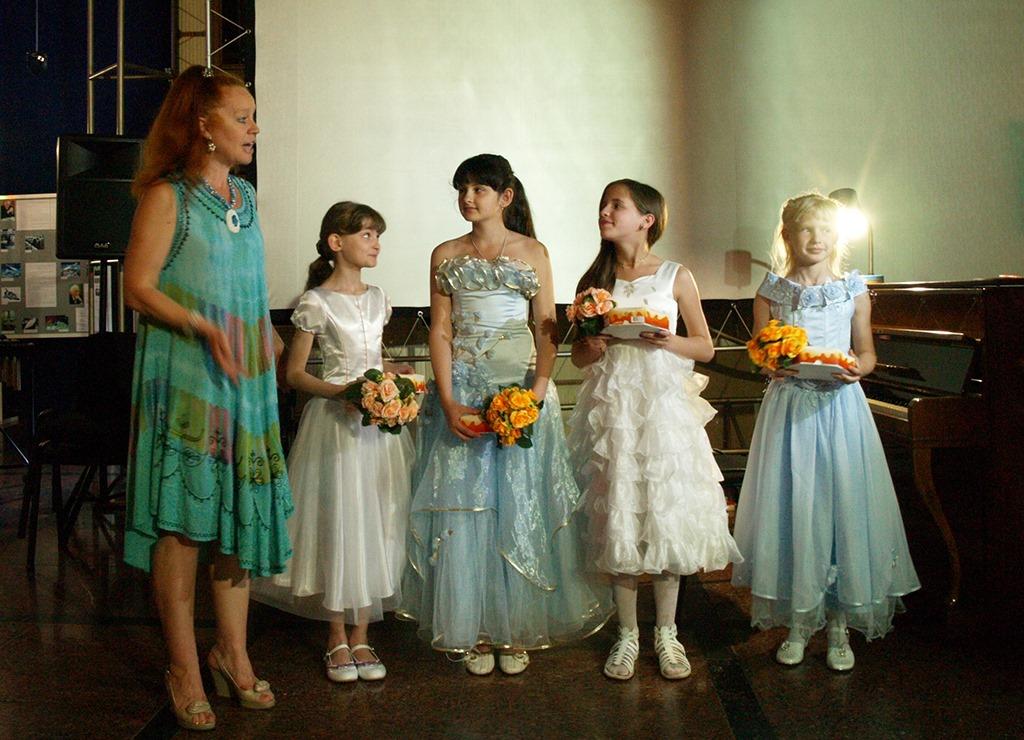 """Фестиваль дитячої музичної творчості """"Під сузір'ям Ліри"""""""