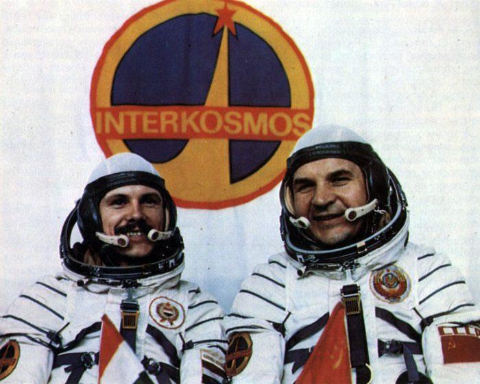 До 40-річчя запуску космічного корабля «Союз-36»