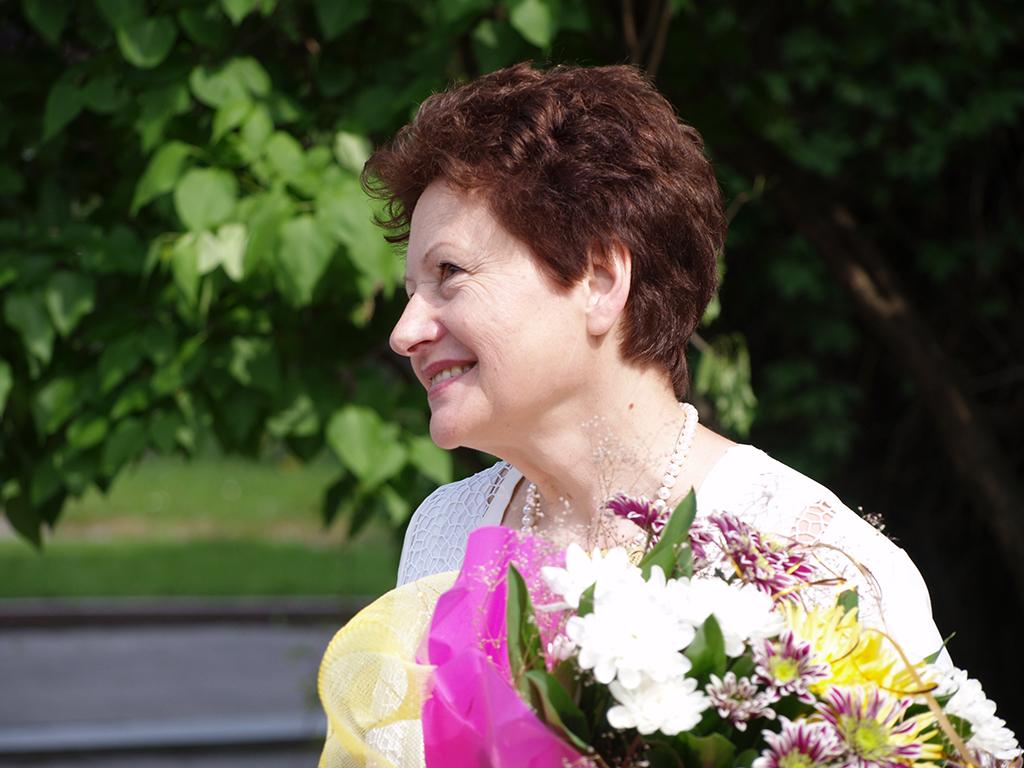 70 років з дня народження Ольги Андріївни Копил
