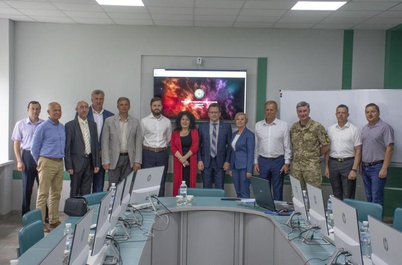Обрано Президента Регіонального інноваційно-космічного кластера «Полісся»
