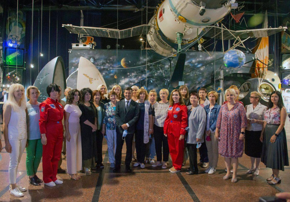 Президент України відвідав Музей