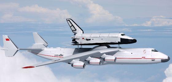 """Орбітальний корабель багаторазового використання """"Буран"""""""