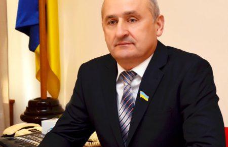 Привітання від заступника голови Житомирської обласної ради Володимира Ширмы