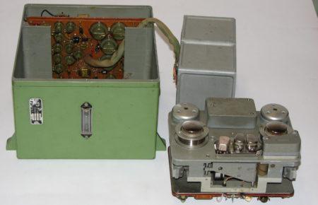 Голос Юрія Гагаріна, його знамените «Поехали!» був записаний на магнітофон, розроблений та створений українськими конструкторами