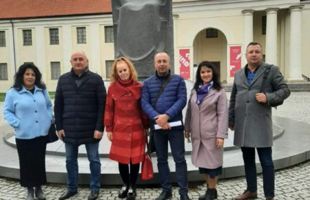 Візит депутатської групи «Вектор міжнародного партнерства» до Литовської Республіки